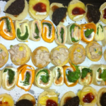 Canapé & Finger Food Platters by David Smyth Catering