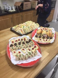 Canapé & Finger Food Platters